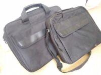 2 x laptop cases