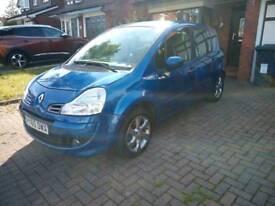 2010 Renault modus 1.5 dci dynamique