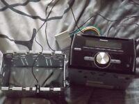 pioneer fh-x700bt bluetooth cd player