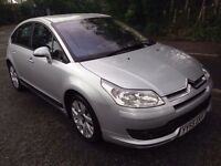 1 OWNER Citroen C4 VTR+HDi 110 Diesel **MOT FEB 2017**New Clutch & Flywheel **Cheap tax and 50mpg**