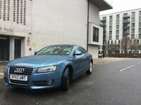 AUDI A5 2.7L COUPE, 84K, 1 OWNER FROM NEW, 1 YEAR MOT, FULL SERVICE HISTORY