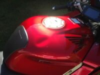 Honda vfr800 2007 only 20,000 miles with service history.