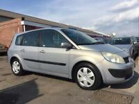 2005 RENAULT GRAND SCENIC EXPRESSION 1.6 *7 SEATS* NEW 12 MONTH MOT *CAMBELT & WATERPUMP REPLACED*