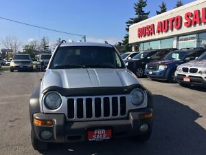 2003 Jeep Liberty 4X4 4dr Sport 4WD PL PW NO ACCIDENT LOCAL ONTA