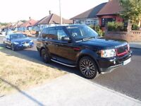 RANGE ROVER SPORTS HSE TDV6A,58 PLATE, 75K MILES , STUNNING CAR, PRIVATE SALE.
