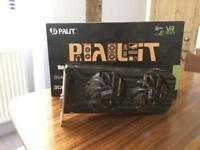 Palit GTX 1060 dual fan
