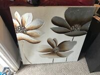 3 beautiful canvases!