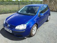 2004 04 VOLKSWAGEN GOLF 1.9 TDI S *DIESEL* 5 DOOR HATCHBACK - *APRIL 2017 M.O.T*