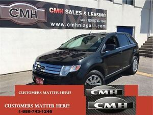 2010 Ford Edge LIMITED LEATH ROOF PWR-GATE *CERTIFIED*