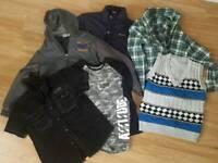 Bundle of boy's clothes size 8-12