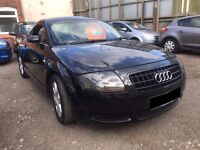 Audi TT 1.8 T 3dr - 2004, 3 owners, Leather Trim, New Brakes, Just Serviced, Immaculate car £2,295