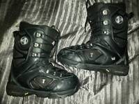 Mens K2 Snowboard Boots