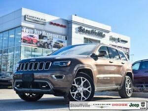 2018 Jeep Grand Cherokee Limited Sterling Edition, Company CAR,
