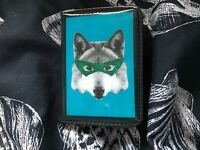 Paperchase Wolf Pass Holder