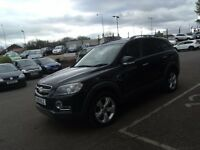 2010 10 CHEVROLET CAPTIVA 2.0 LTZ VCDI 5D 148 BHP **** GUARANTEED FINANCE **** PART EX WELCOME ****