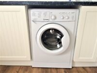 AS NEW INDESIT WASHING MACHINE IMMACULATE