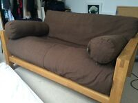 Double futon sofa bed from Futon Co. Bristol