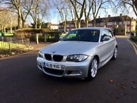 2010 BMW 1 Series 2.0 118i M Sport 3dr | Automatic | Petrol | 1 Year MOT | Like audi A3 astra civic