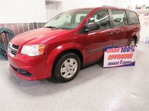 2011 Dodge Grand Caravan condition surprenante de l état de cett