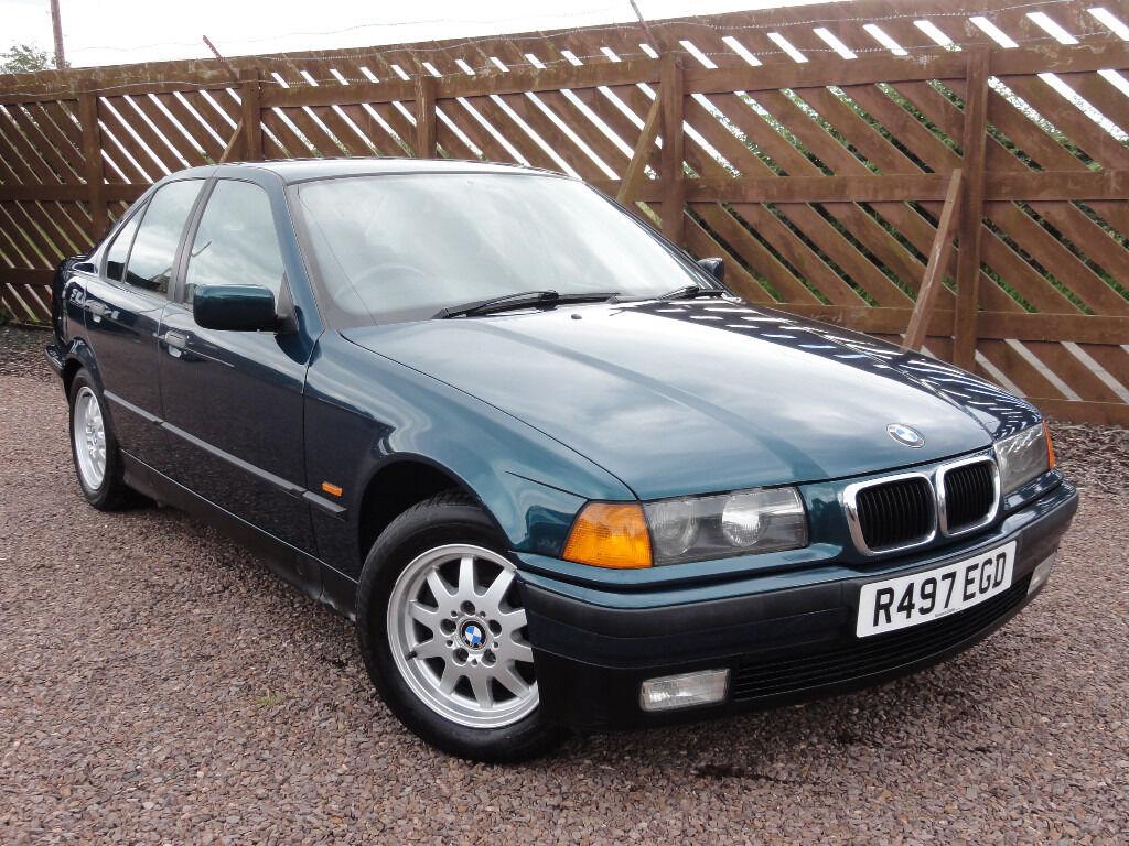 BMW E36 318i SE Saloon, Manual, 1997 / R Reg, 78k Miles *