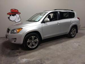 2009 Toyota RAV4 Sport 4WD ***FINANCING AVAILABLE***