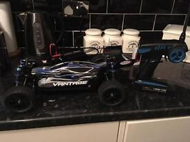 Vantage Brushless RC Car