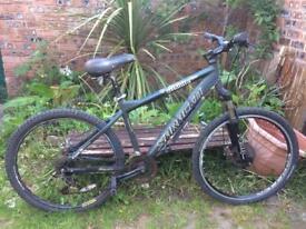 Saracen Mantra Three Mountain Bike