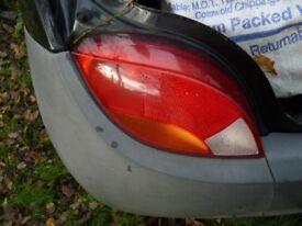 n/side rear light for ford ka
