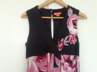 Monsoon( rosa dress) only worn twice. From smoke and pet free home.