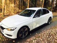 BMW F30 320d M-performance upgrade 2012