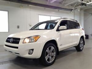 2010 Toyota RAV4 SPORT| 4WD| CRUISE CONTROL| SUNROOF| A/C| 124,1 Cambridge Kitchener Area image 3