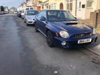 2001 Subaru Impreza 2.0 non Turbo