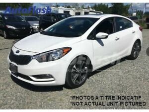 2016 Kia Forte LX-Plus *Bluetooth *Full *Toit-ouvrant/Sunroof*