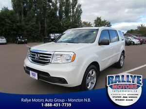 2014 Honda Pilot LX! 4x4! Back-Up! Alloy! ONLY 60K! Trade-In!