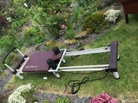 Pilates Performer machine with stand