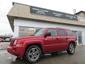 2008 Jeep Patriot SPORT,ONE OWNER,CLEAN CARPROOF,AUTOMATIC,CERTI