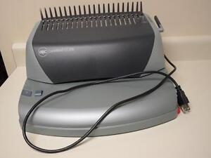 ELECTRIC COMB (Plastic Coils) BINDING MACHINE -- Offers Accepted