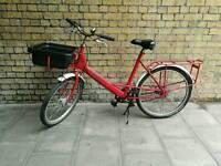 Ex Postman's Pashley Mailstar Bike Original Parts + Receipt