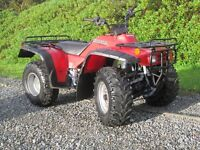 Honda TRX300 FOURTRAX QUAD BIKE