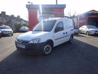 Vauxhall Combo 1.7Di 16v - ISUZU ENGINE - 119K - LOTS OF HISTORY - NOV MOT