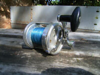 Wave Star Fishing Reel, Olympic No.50