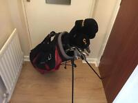 Golf Clubs - good beginner set