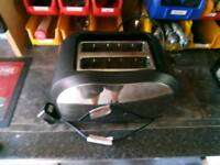 Cookworks twin toaster