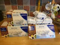 14 Brita Maxtra water filter cartridges