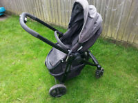 Pushchair Pram (Graco Evo)