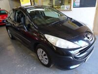 2006 PEUGEOT 207 1.4 16V S 3DOOR HATCHBACK, FULL SERVICE HISTORY, HPI CLEAR, LOW MILES, NICE CAR