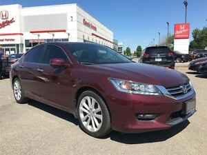 2014 Honda Accord Sedan TOURING | NAVI | WING SPOILER | LEATHER