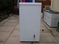currys chest freezer 66 l storage.Excellent condition.