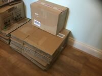 22 Strong packing boxes