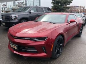 2018 Chevrolet Camaro 1LT RS APPEARANCE PACKAGE
